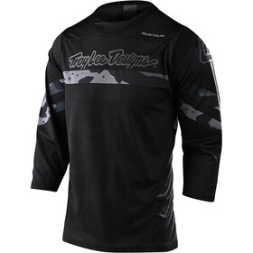 Troy Lee Designs Ruckus Factory Camo 3/4 Trikot grey/black